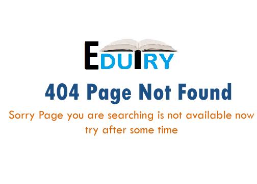 Edutry Error 404 Page
